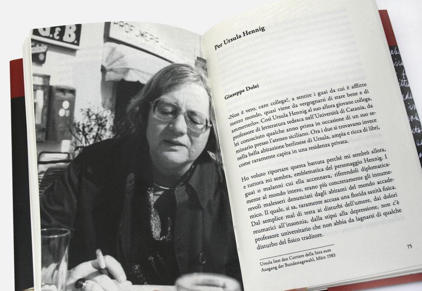 Doppelseite Gedenkbuch