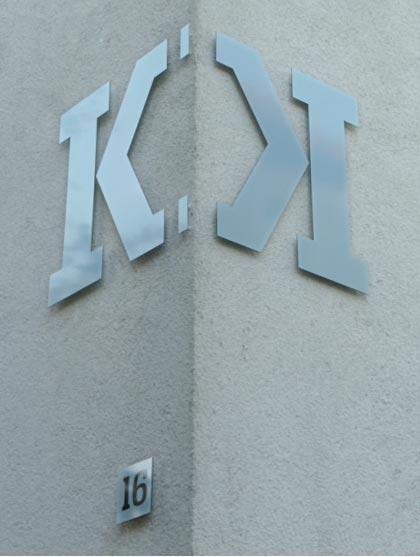 Gebäudekennzeichnung