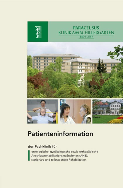 Titel Patienteninformation