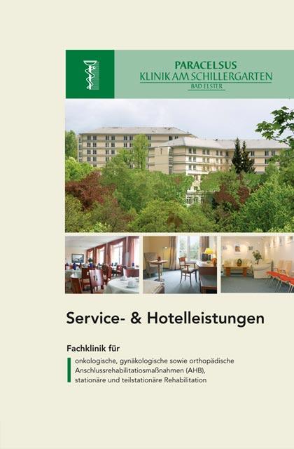 Titel Hotel- & Serviceleistungen