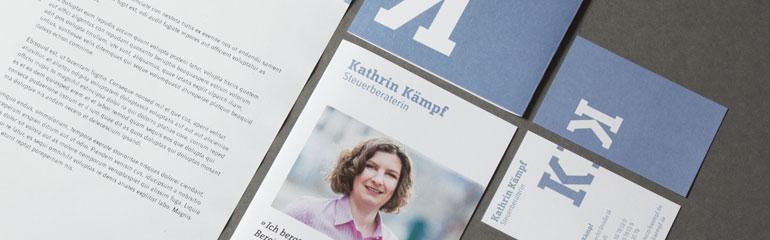 Markenentwicklung Kathrin Kämpf